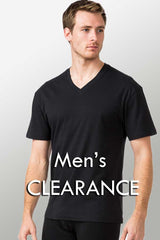 mens clearance clothing