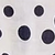 White blue dots / S