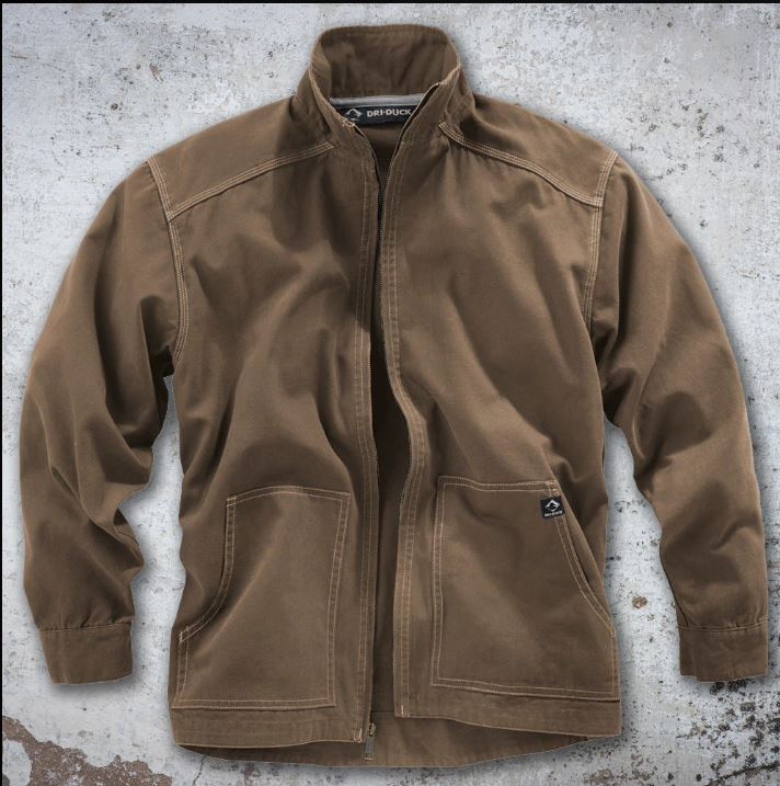 Men's Canvas Jacket- Trail