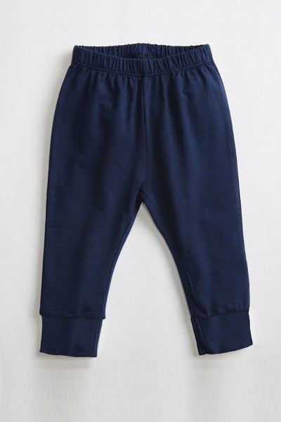Baby Organic Cuffster Pants 3 to 12 mo. - Natural Clothing Company