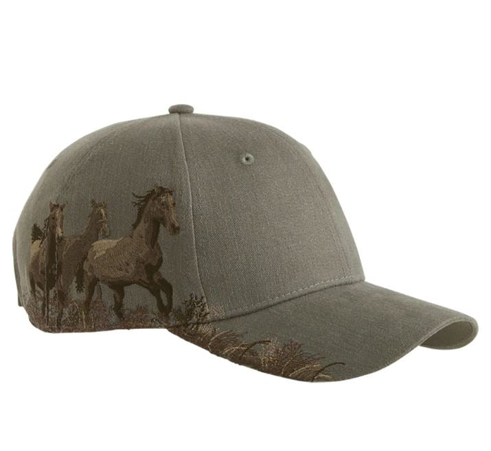 Men's horse lover hat - Mustang
