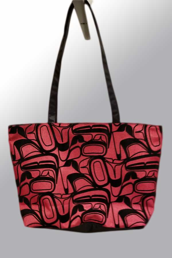 Eagle Zipped Bags - artwork by Kelly Robinson