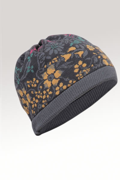 Wool Cap from Ivko - Floral