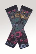 Wool Hand Warmers from Ivko - Floral