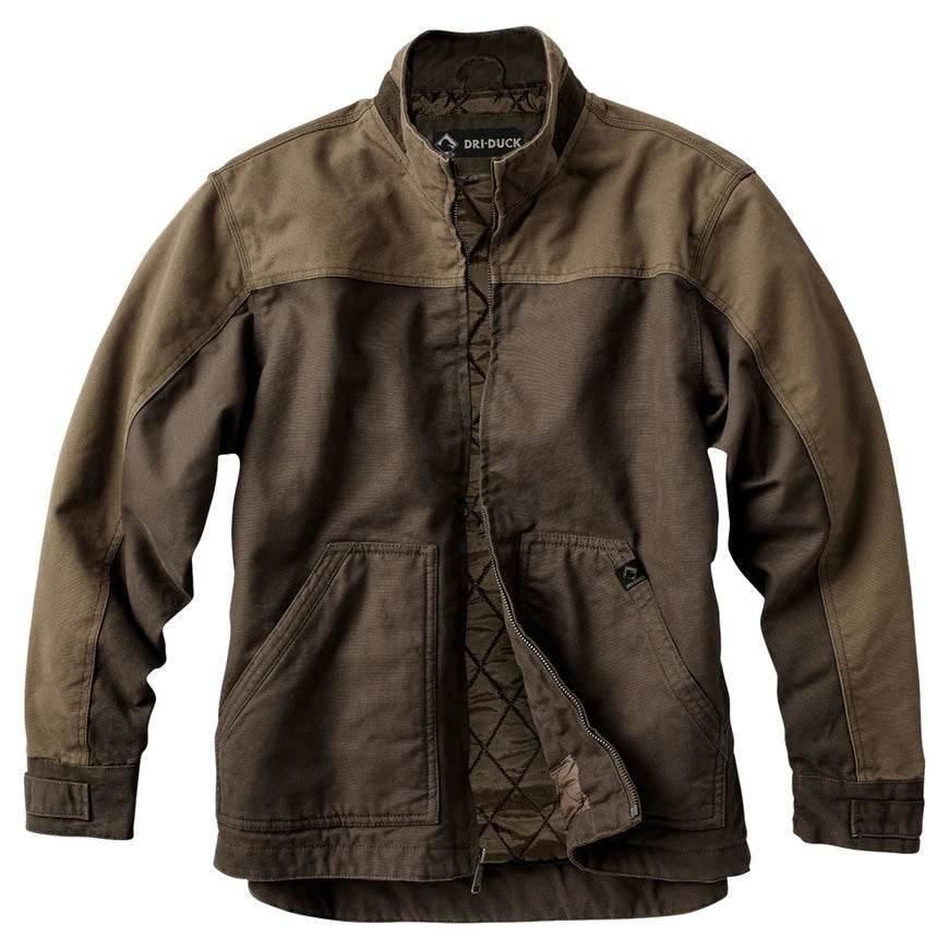 Men's Canvas Jacket - Horizon