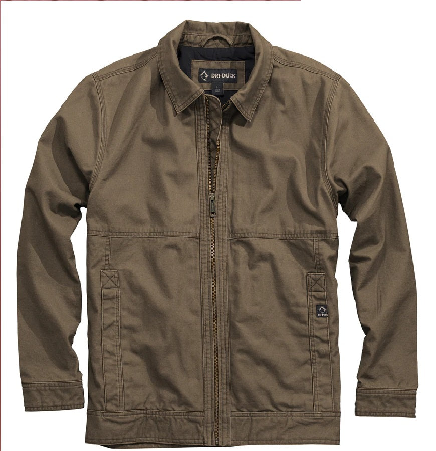 Men's Canvas Jacked - Overland