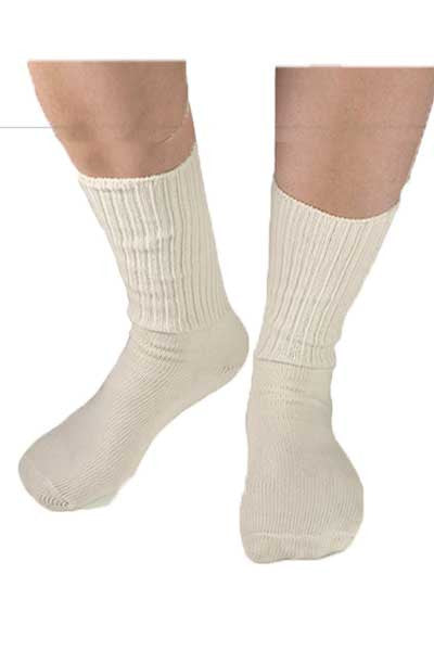 Organic Cotton Allergy Socks - Natural Clothing Company