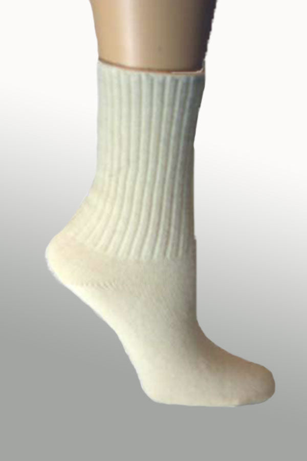 Men's Organic Cotton Socks 14-16 - Natural Clothing Company