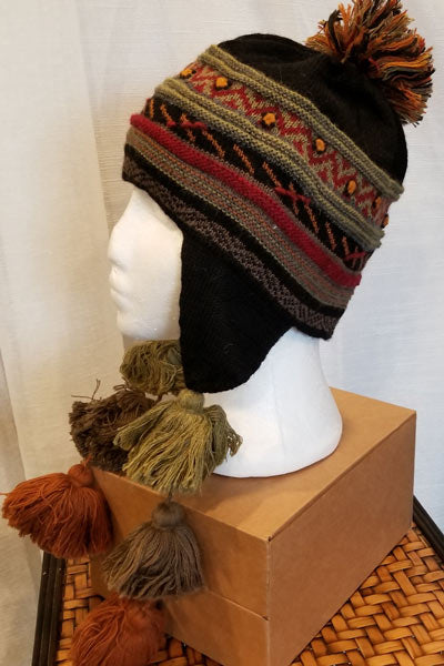 Alpaca Blend Lined Hat - Libby