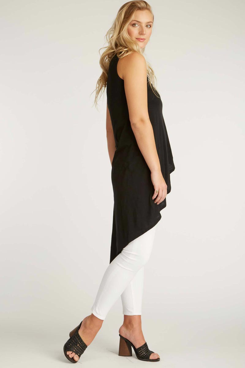 Organic Cotton Slub Tunic - Natural Clothing Company
