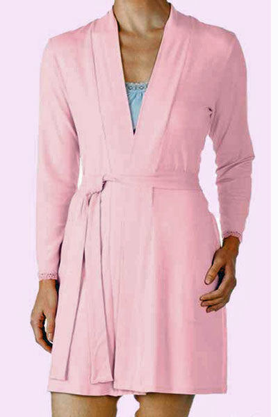 Bamboo Women's Robe - Natural Clothing Company