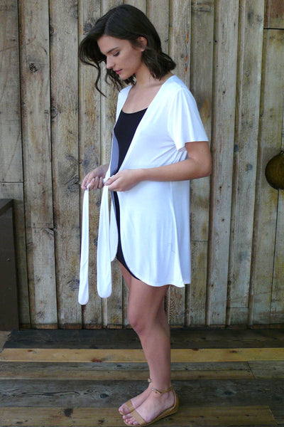 Comfort Intimates - Women's Robe, viscose from bamboo