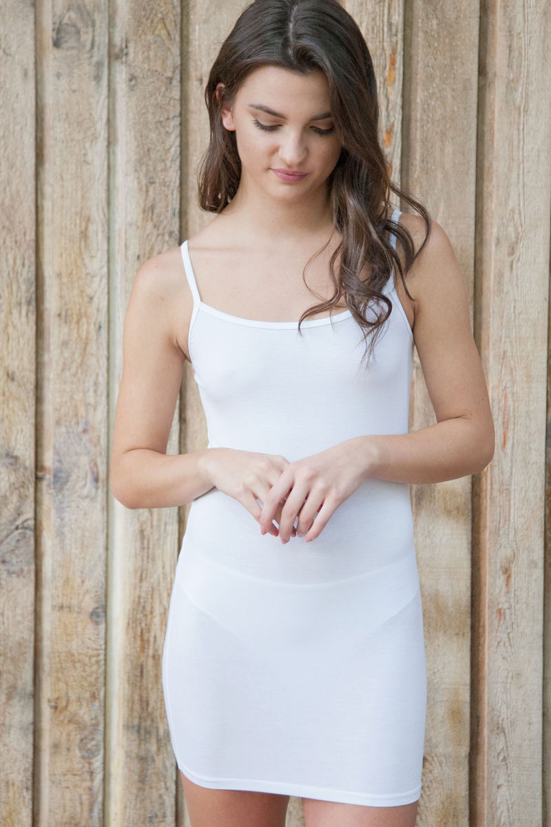 Comfort Intimates - Women's Slip, viscose from bamboo - Natural Clothing Company