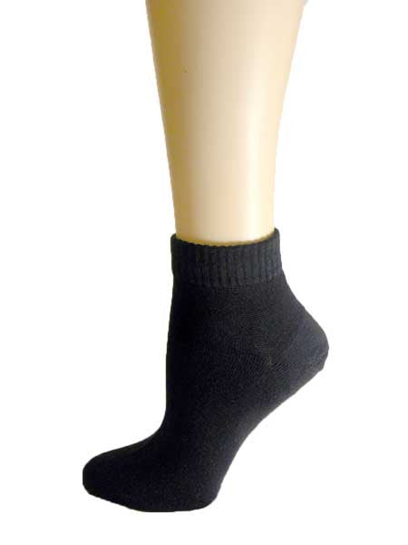Men's Short Socks - viscose from Bamboo - Natural Clothing Company