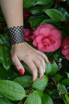 Recycled Bike Inner Tube Jewelry - Natural Clothing Company