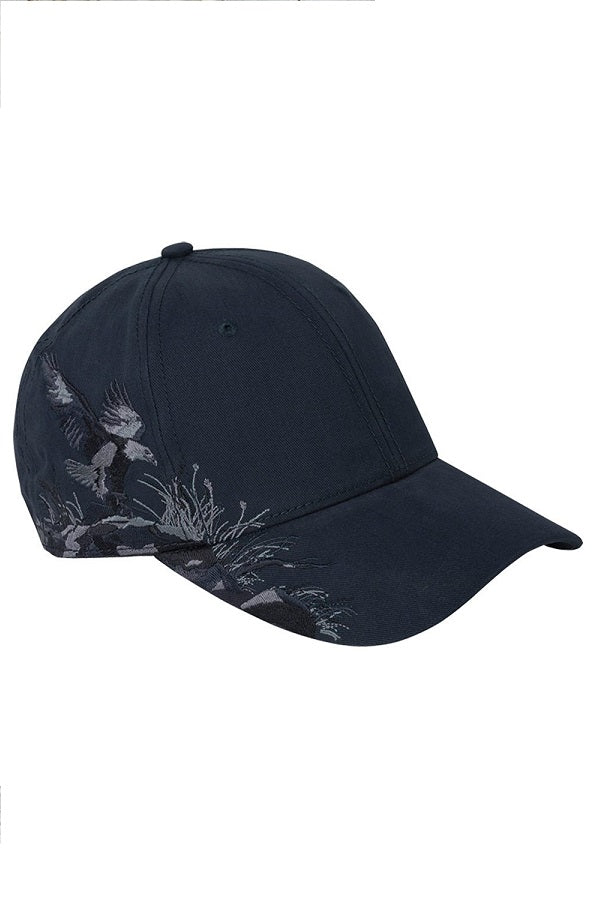 Eagle Canvas Hat