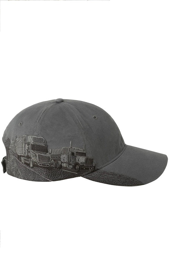 Trucker's Canvas Hat