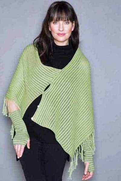 Cashmere Shawl - Lola 8 way shawl - Natural Clothing Company