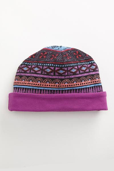 Reversible Beanie - Zimzala - Natural Clothing Company