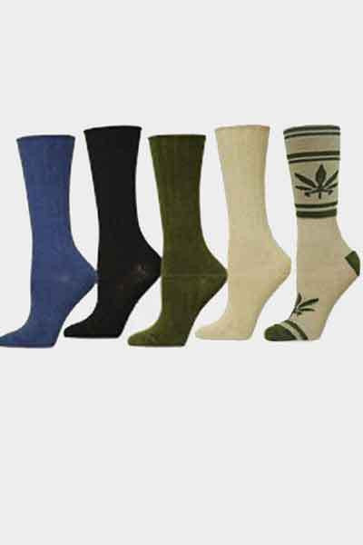 Women's Hemp Sock 9-11 - Natural Clothing Company