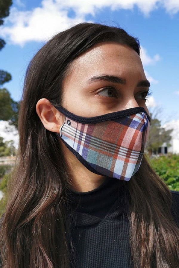 Poly Face Mask -  USA made