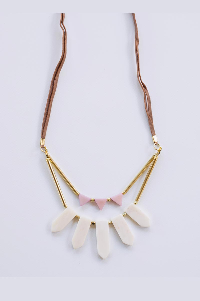 Ishaana Necklace - Natural Clothing Company