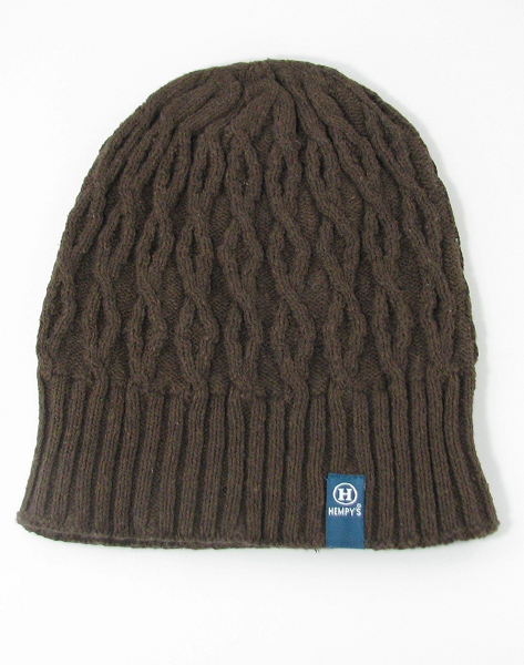 Hemp Blend Beanie - Natural Clothing Company