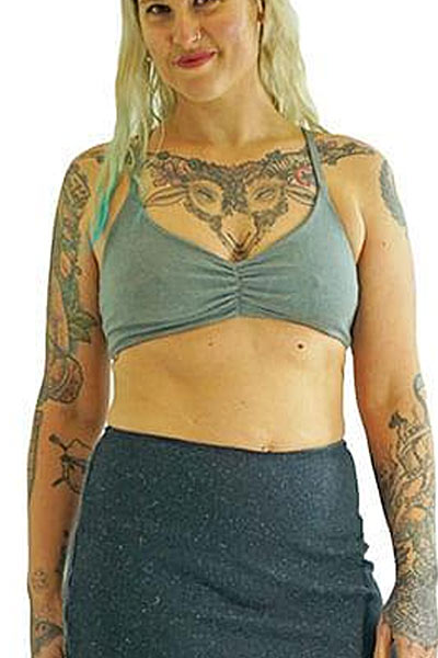 Hemp Blend Bralette - Natural Clothing Company