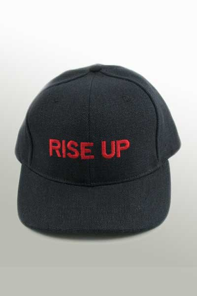Hemp Cap - Rise Up