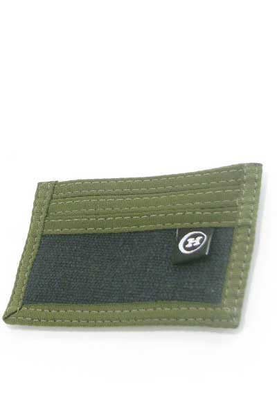 Hemp Wallet Minimizer - Natural Clothing Company