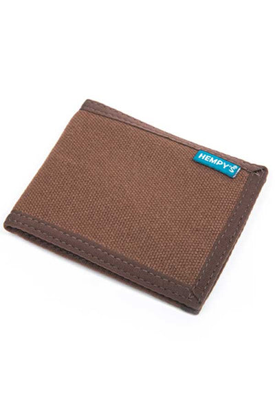 Hemp Wallet  - Slim Line - Natural Clothing Company