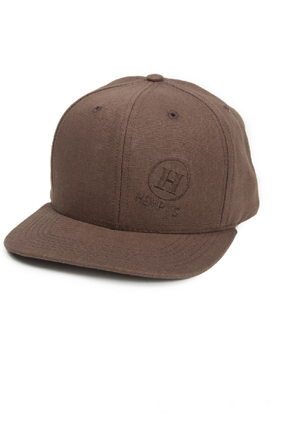 Hemp Baseball Cap with Secret Pocket