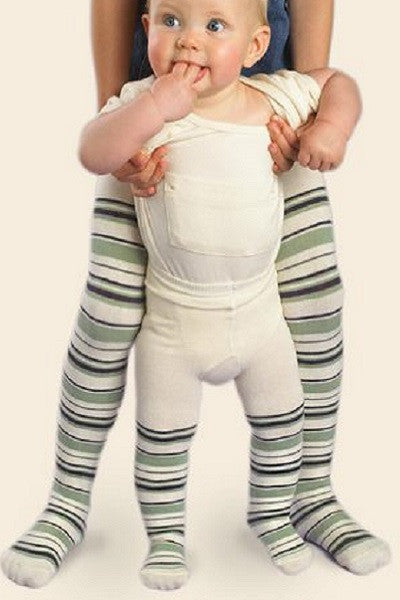 Children's Organic Cotton Tights - Natural Clothing Company