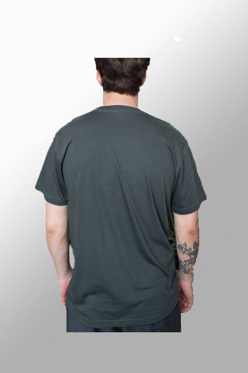 Men's Organic Cotton Tee - Home is Where You Park It
