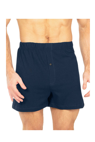 Men's Knit Boxers - viscose from Bamboo - Natural Clothing Company