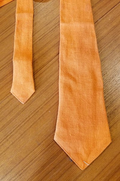 Men's Hemp Tie - Natural Clothing Company