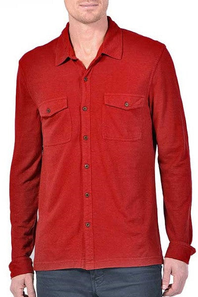 Hemp Shirt - Two Pocket - Natural Clothing Company