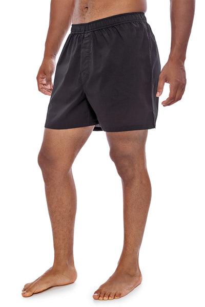 Men's Organic Cotton Boxers - Woven