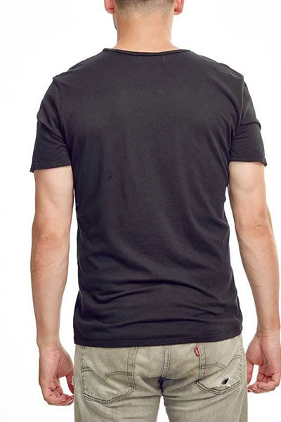 Men's Organic Cotton T-shirt - Crew Neck - Natural Clothing Company