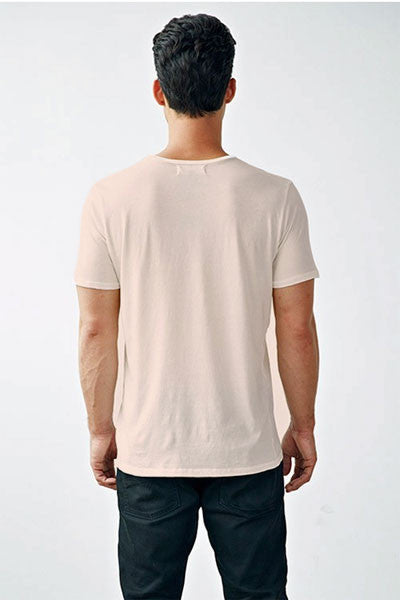 Men's Organic Crew Undershirt / Tee - Natural Clothing Company