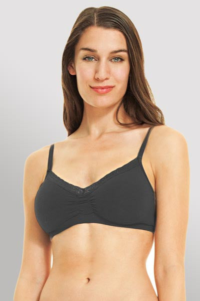 Softly Padded Bamboo Bra - Natural Clothing Company