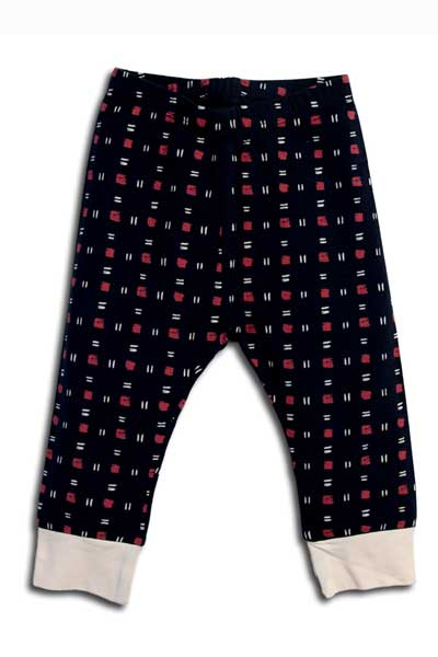 Organic Baby Pants - Sparrow NB to 18 mo. - Natural Clothing Company
