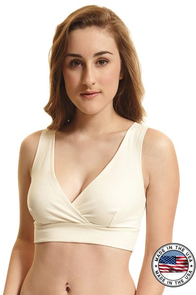 Jane's Organic Cotton Bra