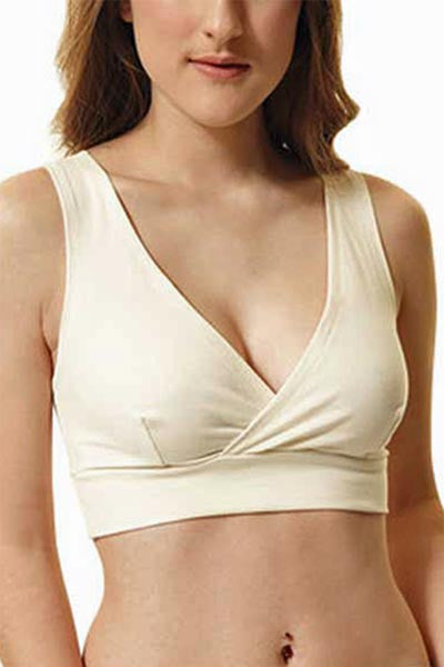 Jane's Organic Cotton Bra - Natural Clothing Company