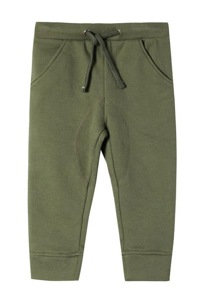 Organic Cotton Ansel Sweatpants - baby 6 mo. to 24 mo. - Natural Clothing Company