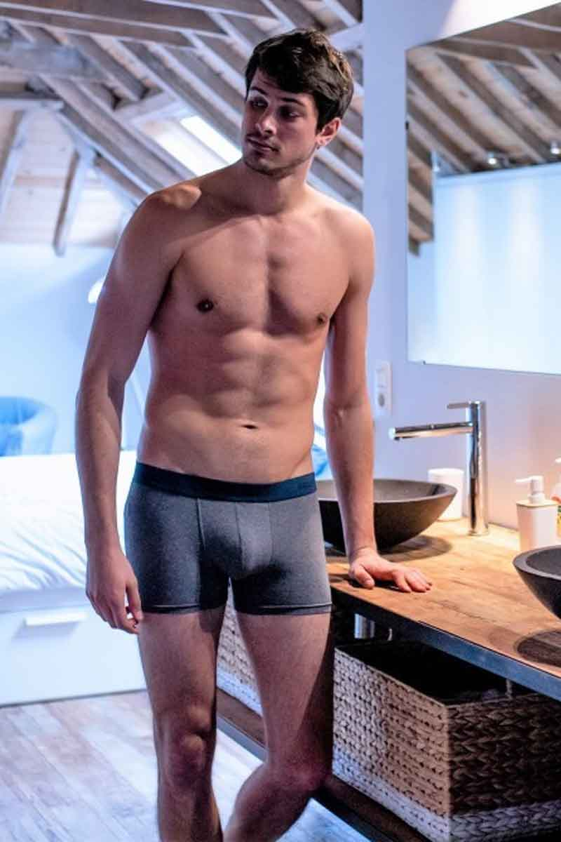 men's organic boxer briefs