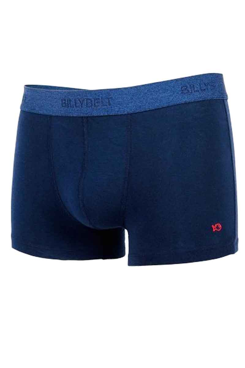 men's organic boxer briefs navy