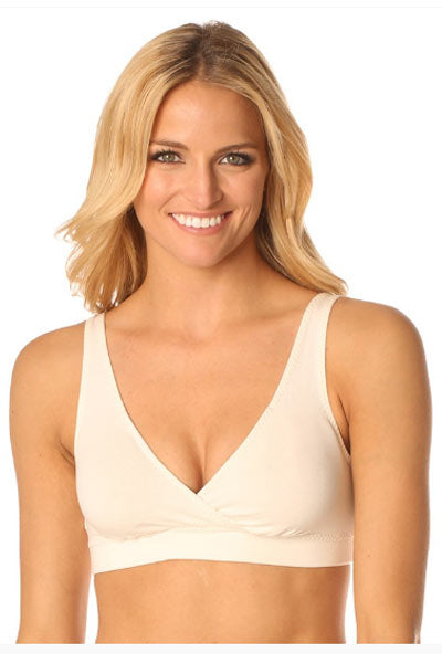 Organic Cotton Bra - Easy (no pads) - Natural Clothing Company