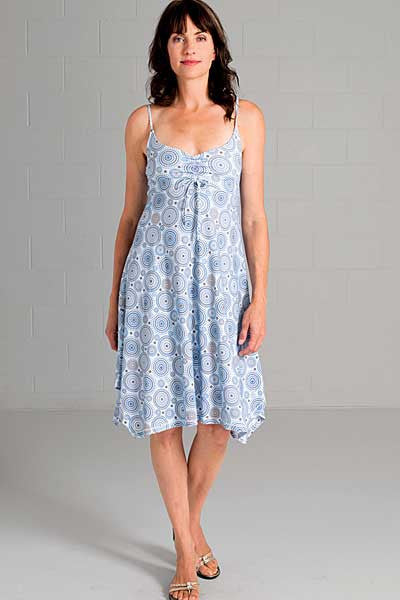 Organic Cotton Dress - Ellen - Natural Clothing Company