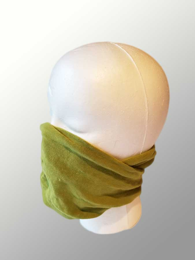 Organic Face Shield or Hair Band